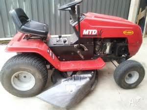 yard machine 38 mower ride on mower mtd yard machine 12 5hp 38 quot cut 6 speed for
