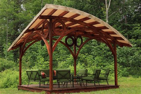 Gorgeous Gazebos For Shade Tastic Outdoor Living By Garden Arc Outdoor Pergolas And Gazebos