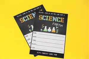 science party printables birthday party pbs parents pbs