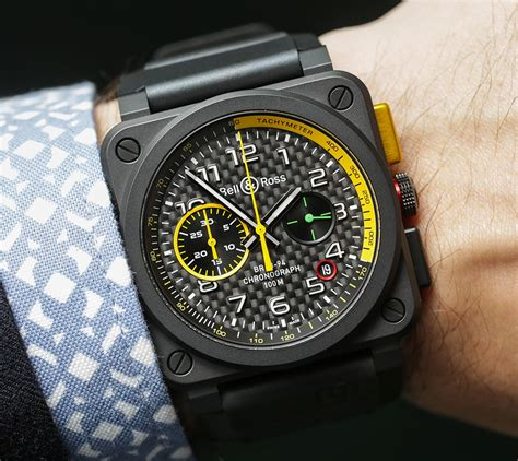 Bell And Ross bell ross br rs17 formula 1 racing inspired watches