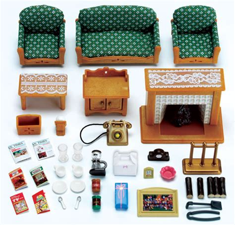 calico critters deluxe living room set calico critters deluxe living room review calico critters