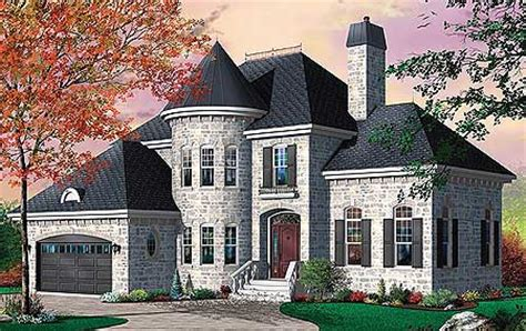 castle style house flickr photo