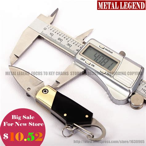 pocket knife key holder multifunctional fruit knife key chain ring holder pocket