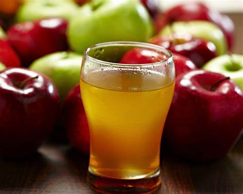 apple juice 5 fresh juices with great benefits