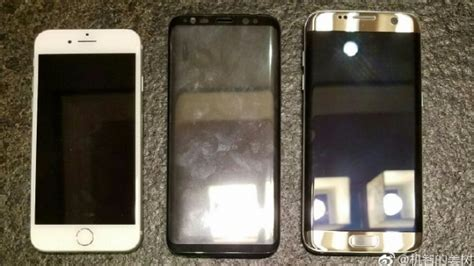 Harga Samsung S8 Dan Iphone 7 Plus perbandingan ukuran galaxy s8 iphone 7 dan galaxy s7