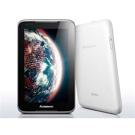 Tablet Lenovo Android Murah jual lenovo ideatab a1000 white dan tablet android