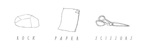 How To Make A Rock Paper Scissors In Scratch - happy world stationery day the office