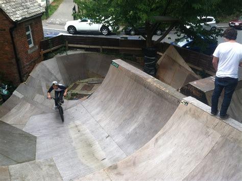 Backyard Skatepark Ideas Backyard Concrete Skatepark 187 Design And Ideas