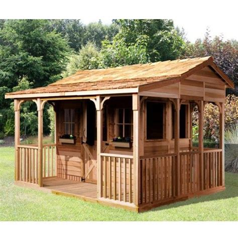 ideas  cedar sheds  pinterest shed ideas
