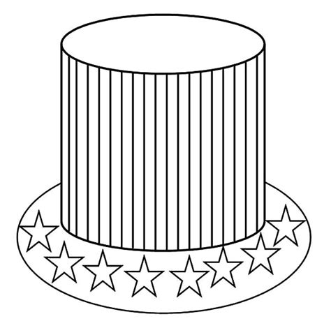 100 Uncle Sam Hat Coloring Page Uncle Sam U0026 The War Sam Hat Coloring Page