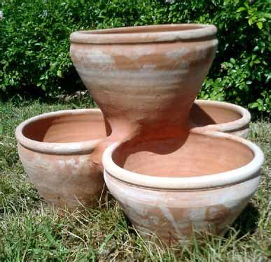 vasi terracotta grandi vasi terracotta multiplo bm37 terracotta bm37
