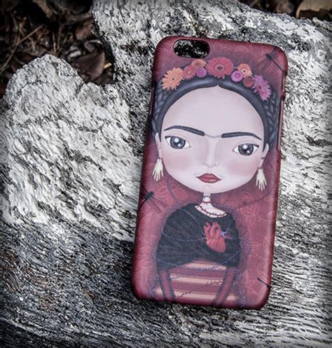 Frida Kahlo A1579 Iphone 6 6s carcasa iphone 6 6s ilustrada 3d de frida kahlo