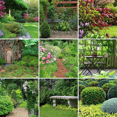 Garden Decor Ideas And Tips Quiet Corner Gardening Decor Ideas