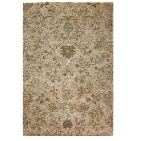 optics area rug home decorators collection optics beige 8 ft 10 in x 11 ft 10 in area rug 5652630420 the