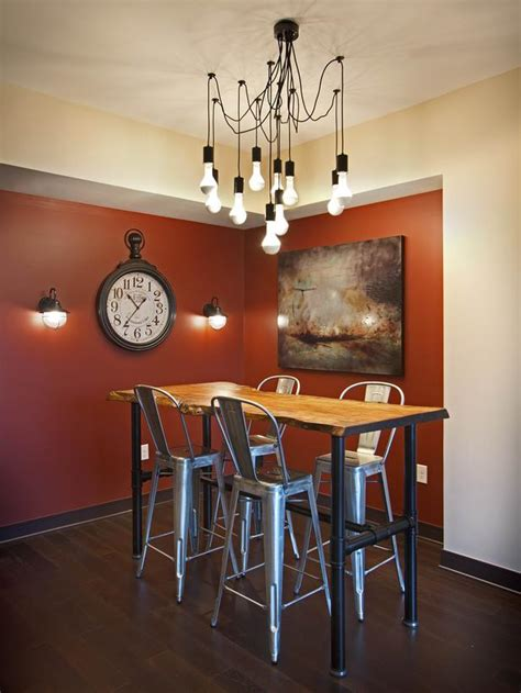 Rustic Modern Dining Room Lighting 301 Moved Permanently