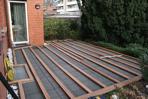 terrasse unterkonstruktion diy terrassendielen holzundgarten de