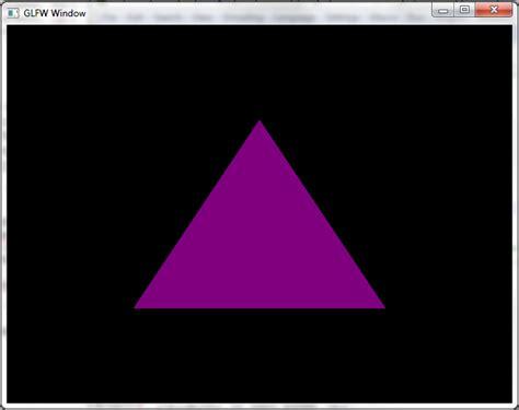 opengl tutorial keyboard quot hello triangle quot anton s opengl 4 tutorials