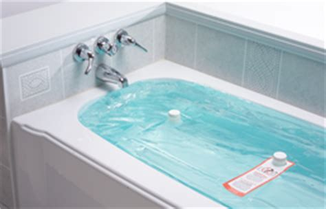 gallons of water in a bathtub the easiest 100 gallons of emergency water storage