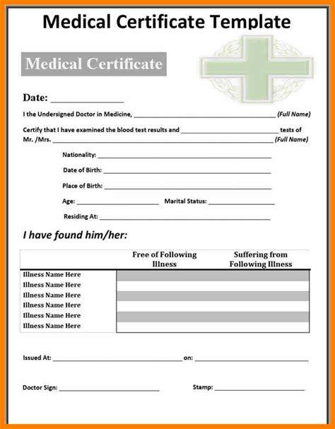 certificate template doc 4 certificate sle science resume