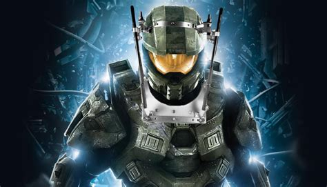 wallpaper engine halo breaking halo s master chief placed in halo to immobilize