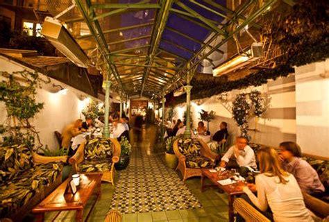 san francisco patio bars ranked  neighborhood