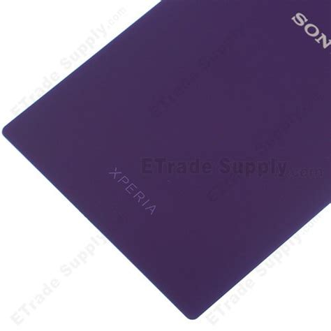 Battery Batre Baterai Experia Sony Z Ultra sony xperia z ultra xl39h battery door purple etrade supply