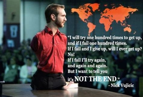 film motivasi nick motivational wallpaper on its not the end dont give up world