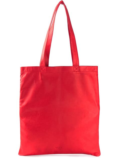 isaac reina slouchy tote bag in lyst