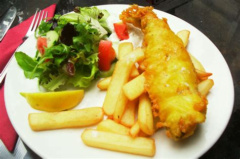 fish and fish and chips