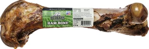 Murah Barn Ham Bone Small redbarn naturals x large ham bones treats 20 count