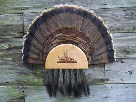 turkey fan and beard mounting kit single fan and beard combo turkey fan turkey fan