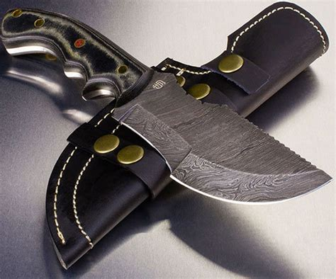 steel knives forseti damascus steel knives dudeiwantthat