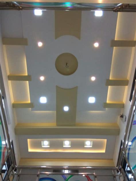 idea  rahul mali  tv unit ceiling design house