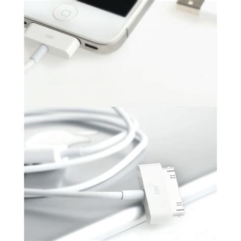 Termurah Hoco Up301 30 Pin Apple Cable For Iphone 4 4s 1 hoco up301 30 pin apple cable for iphone 4 4s 1 white jakartanotebook