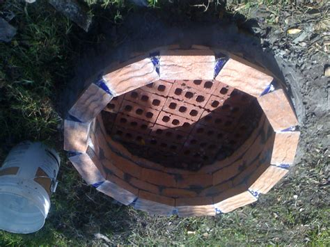 Firepit Bricks How To Build A Brick Pit Without Mortar Pits