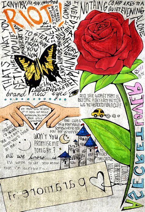 doodle de do lyrics paramore doodle by eonlegend on deviantart