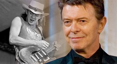stevie ray vaughan unites  david bowie breathes  life  heroes society  rock