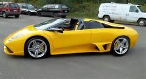 Lamborghini Gallardo Replica Kit For Sale Lamborghini Murcielago Kit Car Lamborghini Reventon