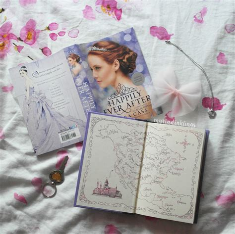 Novel Happily After Kiera Cass review happily after kiera cass myriadinklings 215 books stationery