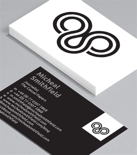 make moo business card template business card designs simply logo