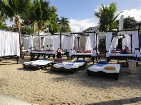 vip beach area picture of cofresi palm beach amp spa