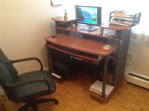 2 level computer desk multi level computer desk victoria city victoria