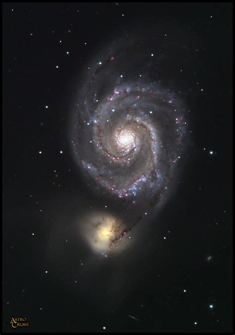 whirlpool galaxy apple the whirlpool galaxy m51