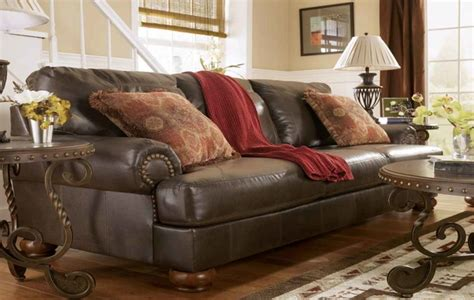 rustic leather living room furniture country cottage furniture shabby chic flea furniture
