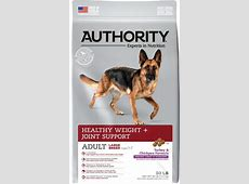 Authority Healthy Weight & Joint Support Turkey & Chickpea ... Missing Dog