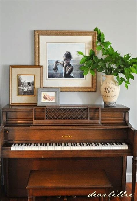 amazing ways  incorporate  piano   home