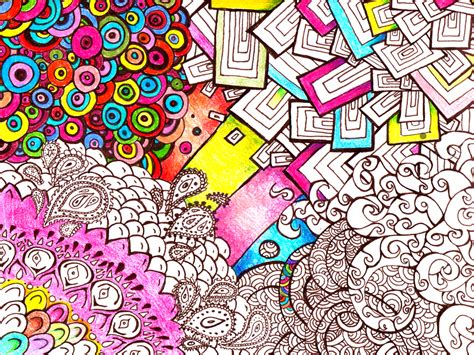 create a doodle drawing wallpapers creative doodling by inuyashaxlover on deviantart