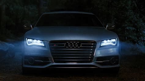 Audi Led by Audi Led Lights Actually Save Fuel Cut Emissions Eu Says
