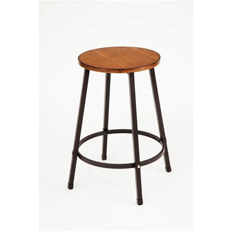 24 Bar Stools Set Of 4 by Acme Furniture 24 In Oak Bar Stool Set Of 4 72287