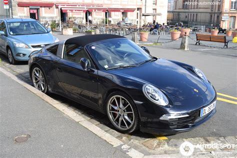 2019 Porsche Targa 4 Gts by Porsche 991 Targa 4 Gts 16 Mars 2019 Autogespot